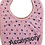 Thumbnail: BABY ONESIE BABY PINK LONG SLEEVE