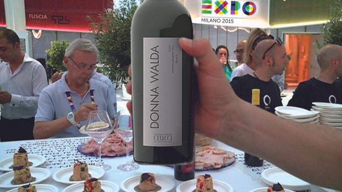 EXPO 2015 DONNA WALDA