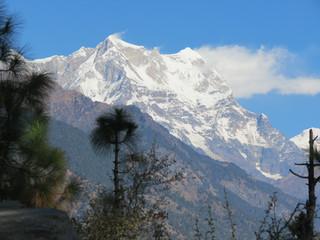 Találkozás egy Himalájában élő Szenttel