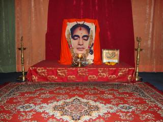 Indiai elvonulás Szvami Rama Ashramjába  4.rész