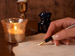 Az írás gyógyít