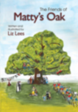 Lees, Matty's Oak cover CHOSEN.jpg