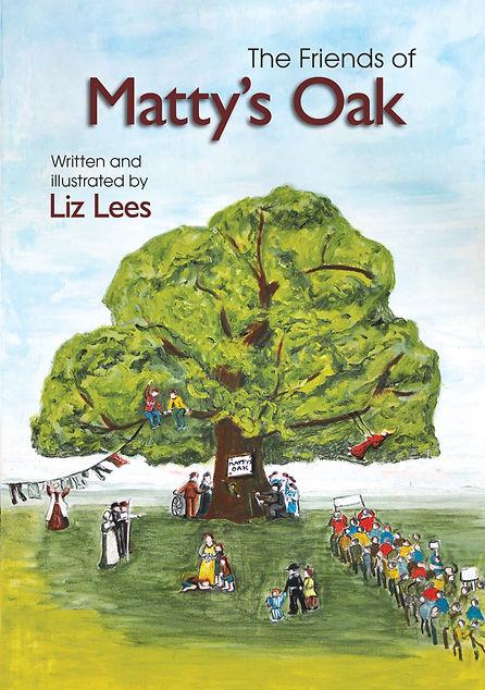 Lees, Matty's Oak cover CHOSEN.jpg