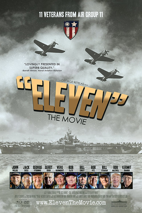 """""""Eleven"""" [Poster 27x40in]"""