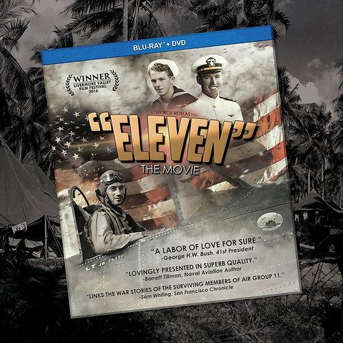 """Eleven"" [Blu-ray+DVD]"