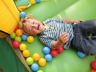 What?! Sensory Processing...What's that?