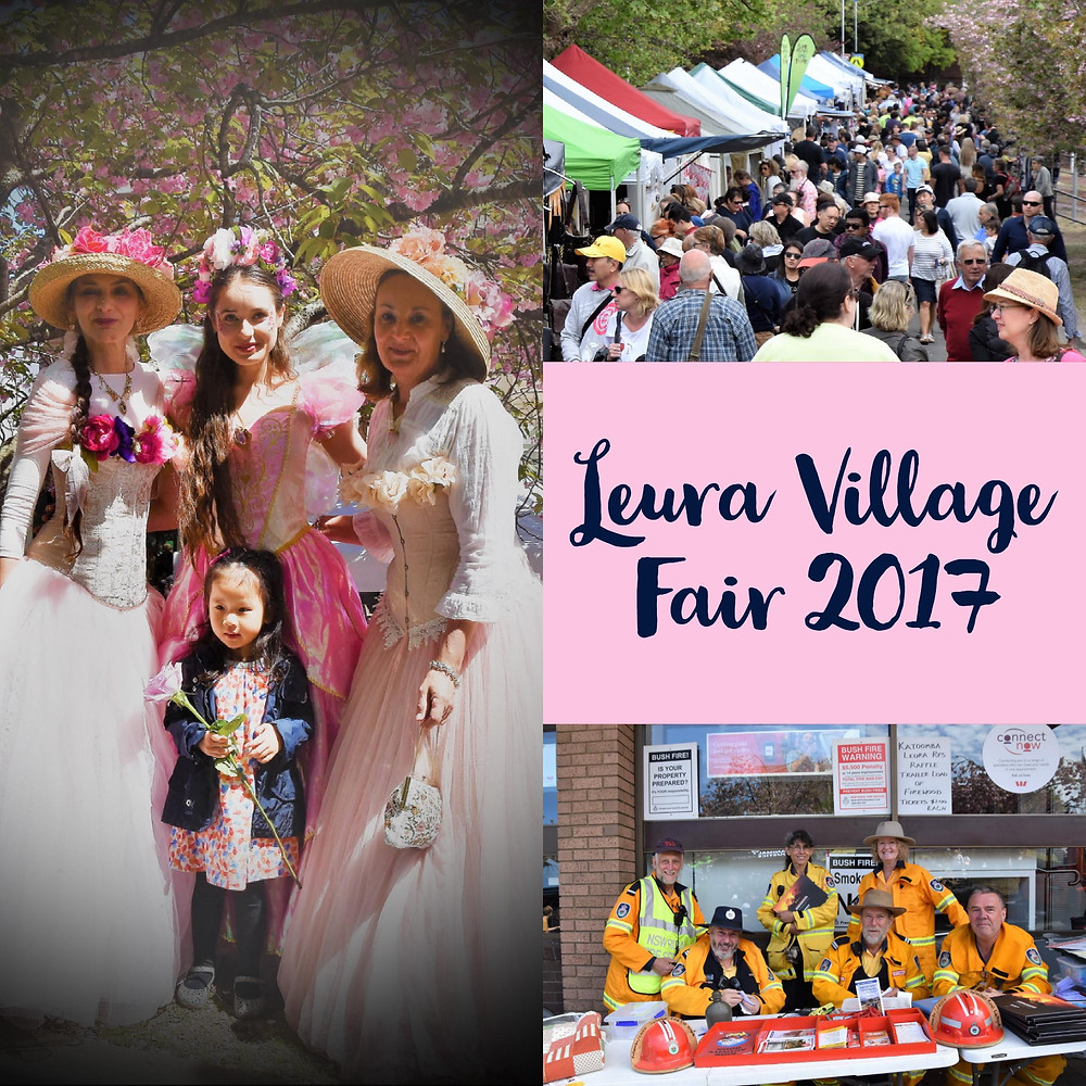 See our Leura Festival photo album
