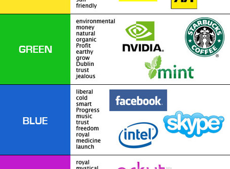 Why branding colour is as important as your business name