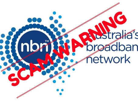 Warning on fake NBN phone calls