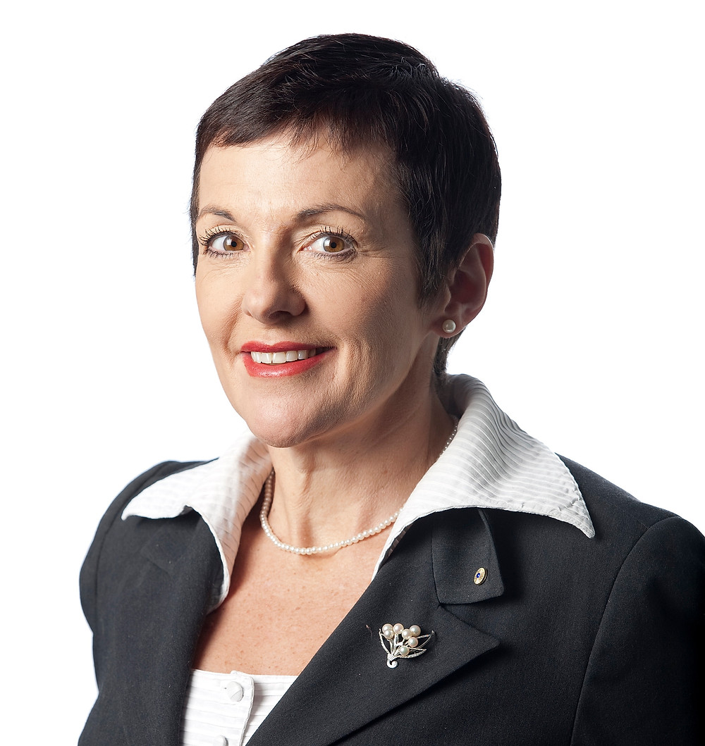 Small Business and Family Enterprise Ombudsman, Kate Carnell