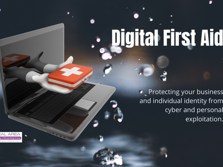 Webinar: Digital First-Aid for Business Owners - from Digital ID theft to Cyber Insurance