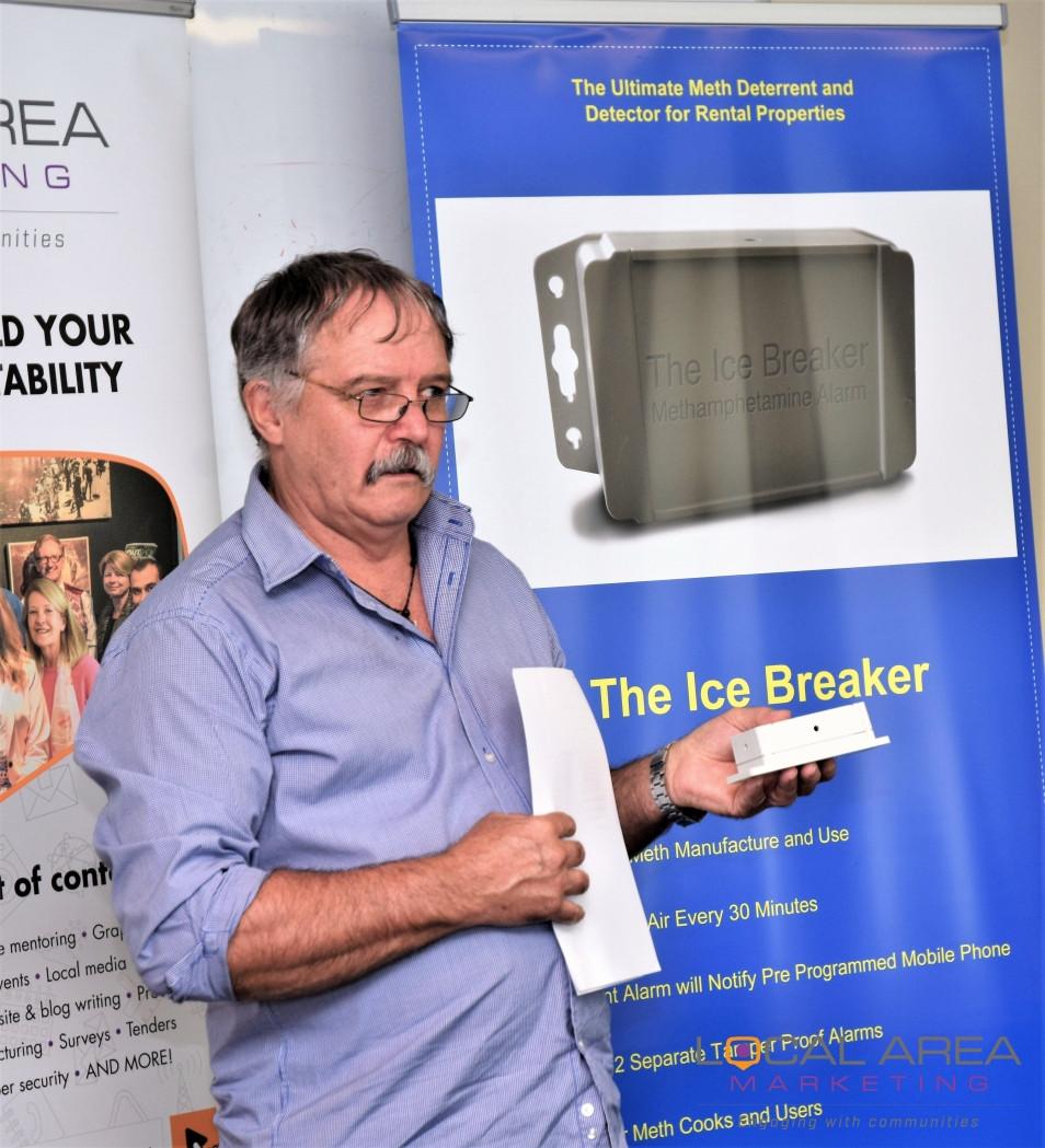 IPSM Australia Pty ltd  Director, Brian Crawford