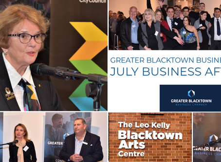 Blacktown Moving Forward theme highlights GBBC July event