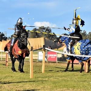 Sydney Winterfest Medieval Fair