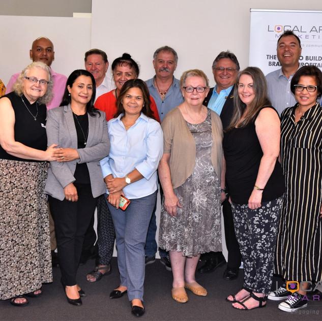 LAM Networking - Parramatta members
