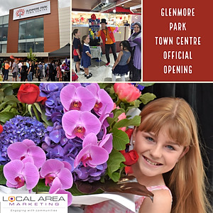 Glenmore Park Town Centre Official OPening