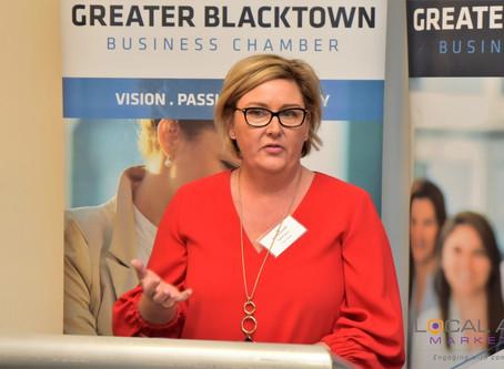 Creo Wealth hosts Greater Blacktown Business Chamber August meet