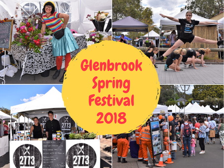Glenbrook Spring Festival hits the streets
