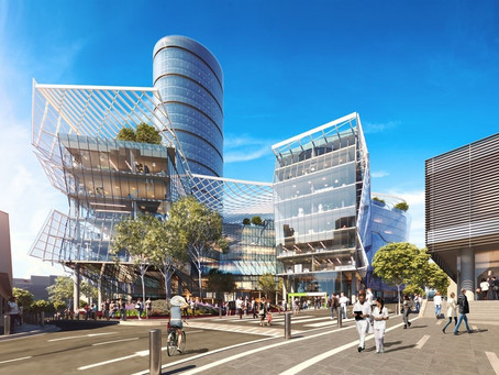 Public submissions open on land sale for Blacktown's proposed $800 million Brain & Spinal Institute