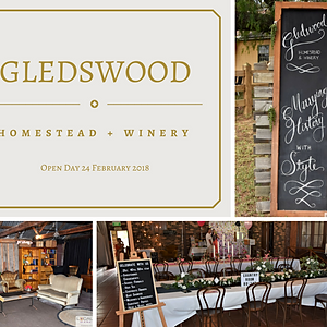 Gledswood Homestead + Winery Open Day