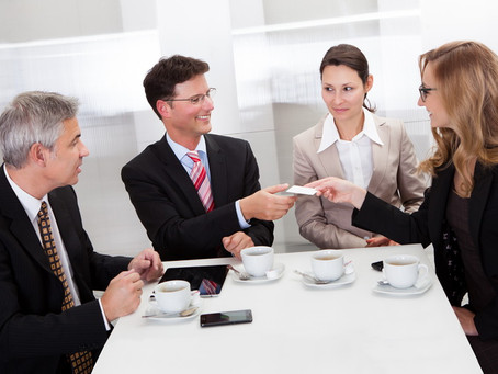 Networking opportunities for start-up & small businesses