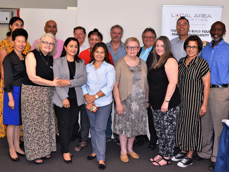 Parramatta business network hosts women's entrepreneur project launch