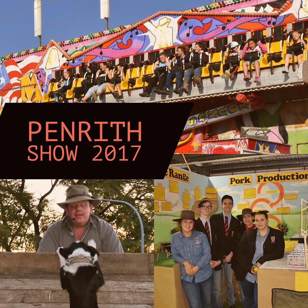 Penrith District SHow 2017