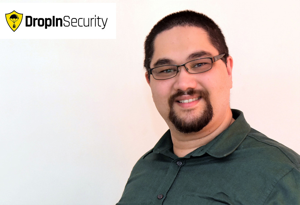 Burt Mascareigne, DropInSecurity Chief Security Officer