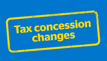 New Law for Tax Concessions
