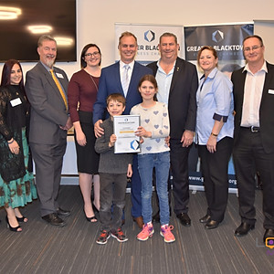 Greater Blacktown Business Chamber August 2018 Business After Five event