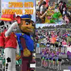 Spring into Liverpool photos