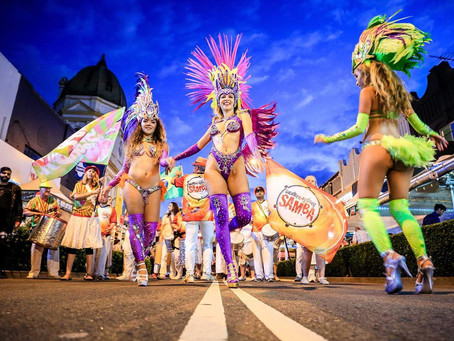 Opportunities for business & fun at three-day Parramasala Festival
