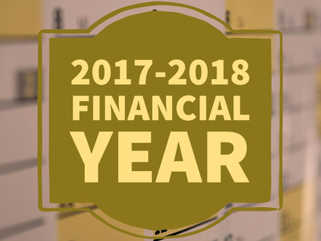 Financial year changes affecting businesses