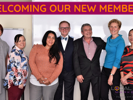 Six new business owners & a referral program debut at Parramatta networking