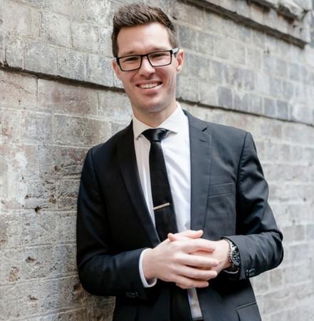 Matt Alderton - entrepreneur, BxNetworking founder