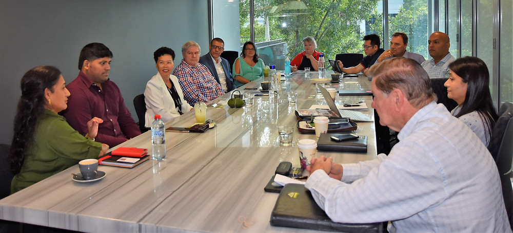 Local Area Marketing networking group at Norwest Business Park