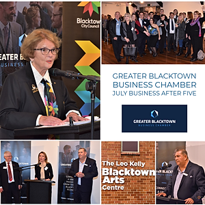 Greater Blacktown Business Chamber (GBBC) July Business After 5