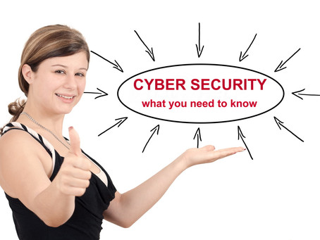 Free small business webinars on cyber security