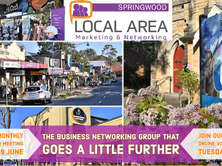 SPRINGWOOD BUSINESS NETWORKING PLANS A KNOWLEDGE PROGRAM