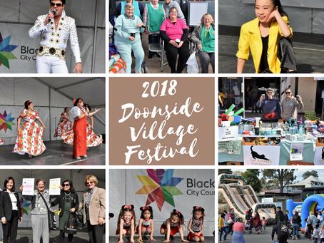 Doonside local area festival a big winner