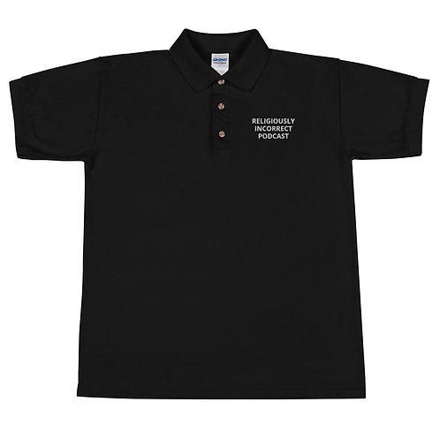 Religiously Incorrect Podcast Polo Shirt
