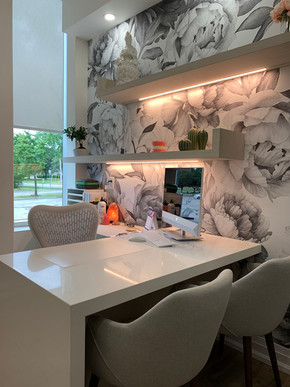 Consultation Room: Dr. Inoue-Cheng's favourite place after the operatories!