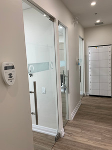Closed operatories: Increased infection control, and more privacy for our patients.