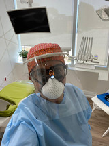 Ready for the next patient!