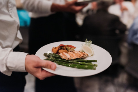 Plated Meal Service