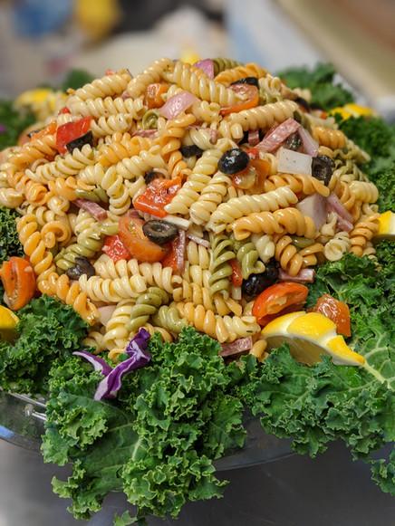 Mixed Salad Side Dish