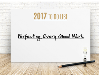 2017 Perfecting Every Good Work