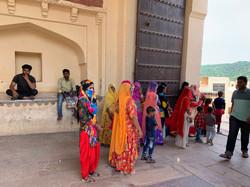 Entrance Amer Fort Jaipur
