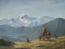 2008 High Country Muster, Mt Tasman