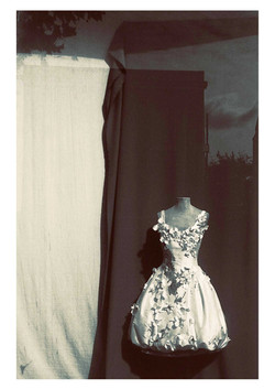 'Mrs Havisham and the Clouds Above'